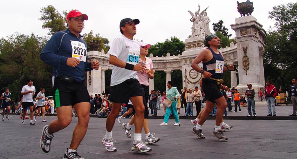 Estas son las vialidades que estarán cerradas por el Maratón de la Ciudad de México - Maratón