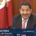 Monreal es faccioso y una persona que no tiene credibilidad: Martí Batres