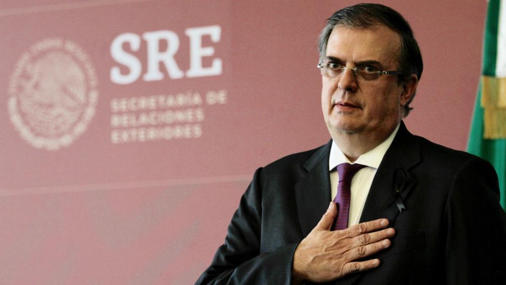 Ebrard coincide con Senado en rechazo de México como tercer país seguro. Noticias en tiempo real