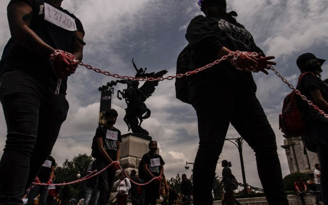 Alertan por marchas y protestas para este jueves en la Ciudad de México - Marcha protesta Ciudad de México