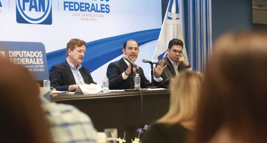 PAN amaga con parálisis en Cámara de Diputados si no preside Mesa Directiva - cámara de diputados pan