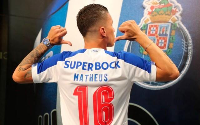 Mateus Uribe usará el número 16 que dejó Héctor Herrera en el Porto - Mateus Uribe porto
