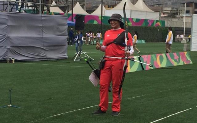 Alejandra Valencia gana el oro en tiro con arco - méxico oro arco recurvo