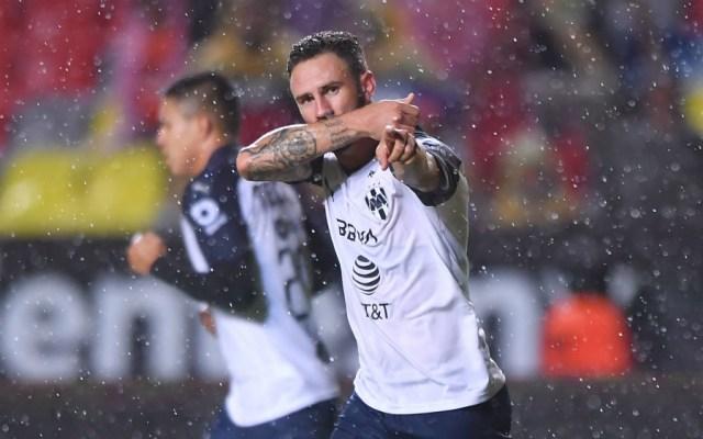 Con gol de último minuto Monterrey vence 1-0 a Morelia - Foto de Mexsport