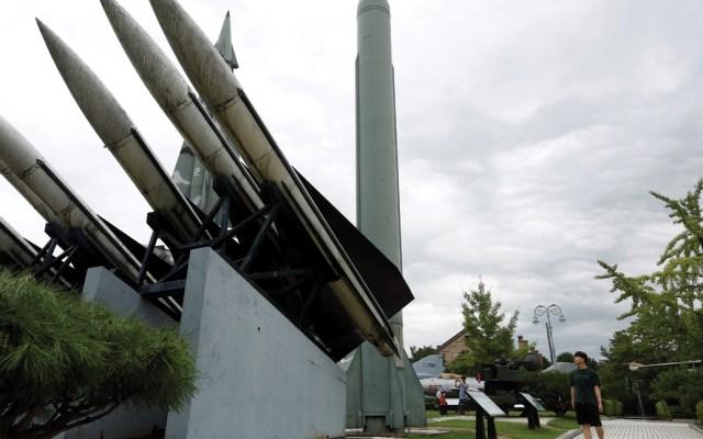 Corea del Norte realiza dos nuevos lanzamientos de proyectiles - Foto de EFE
