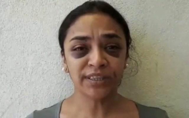 Periodista Mitzi Torres denuncia agresión por policías en Morelia - Mitzi Yanet Torres periodista denuncia