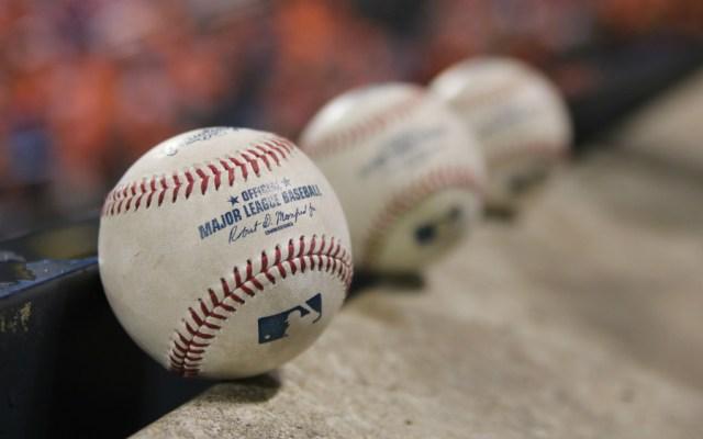 Máximos responsables de la MLB se reúnen con nueva propuesta de la liga - MLB