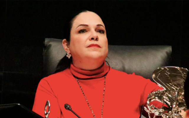 Mónica Fernández será la presidenta del Senado - Mónica Fernández Balboa. Foto de monicaferbal.com