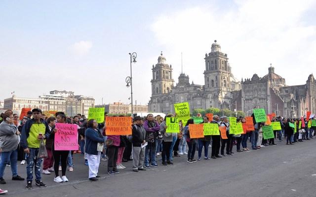 Prevén cuatro manifestaciones este viernes en la Ciudad de México - manifestaciones del viernes ciudad de méxico