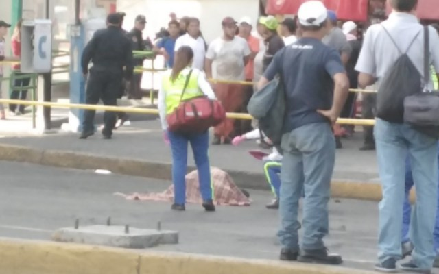 Muere atropellada mujer policía en la Ciudad de México - Foto de @TlalpanVecinos