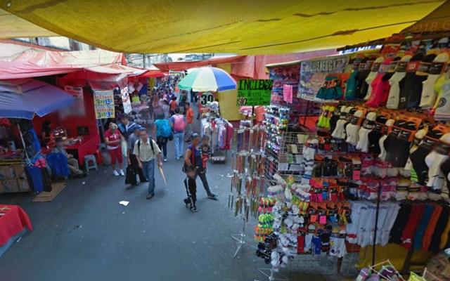 Detienen a ocho personas por narcomenudeo en Tepito - tepito