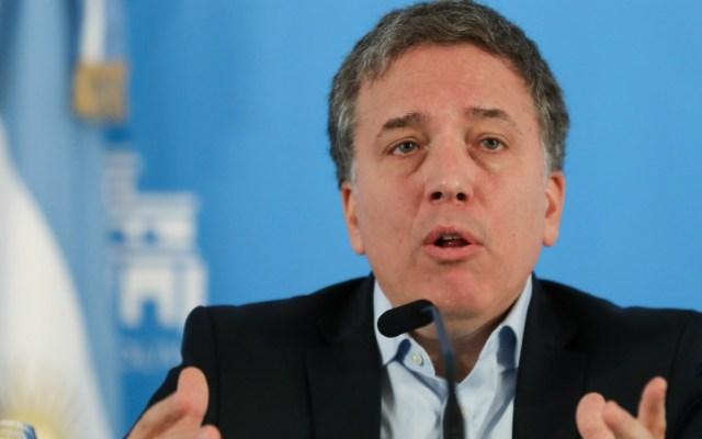 Renuncia ministro argentino de Hacienda, Nicolás Dujovne - Foto de EFE