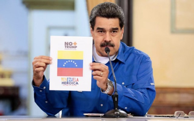 Maduro reprime a fuerzas de seguridad para mantener el control: NYT - Nicolás Maduro Venezuela