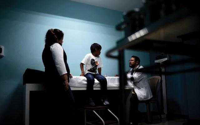 EE.UU. no dará vacunas contra influenza en centros de detención de migrantes - Foto de EFE