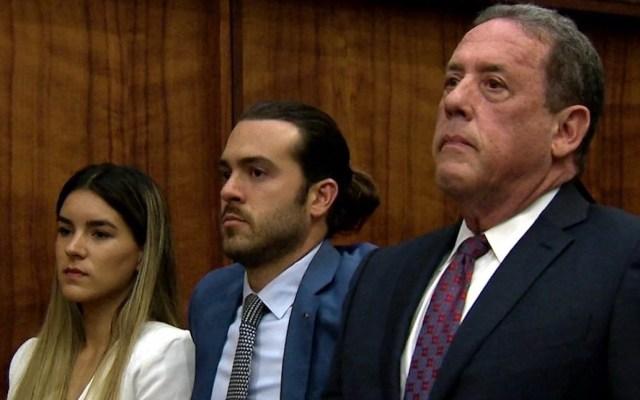 Defensa de Pablo Lyle pide datos toxicológicos de la víctima - Pablo Lyle. Foto de EFE.