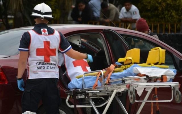 Paramédicos piden no dejar de creer en la Cruz Roja - Paramédicos de la Cruz Roja. Foto de @cruzroja_mx