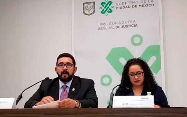 Evidencias no coinciden con lo declarado por presunta menor violada: PGJ - pgj violación menor Azcapotzalco