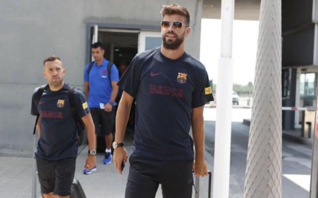 Neymar es quien debe decidir sobre su regreso al Barcelona: Piqué - piqué