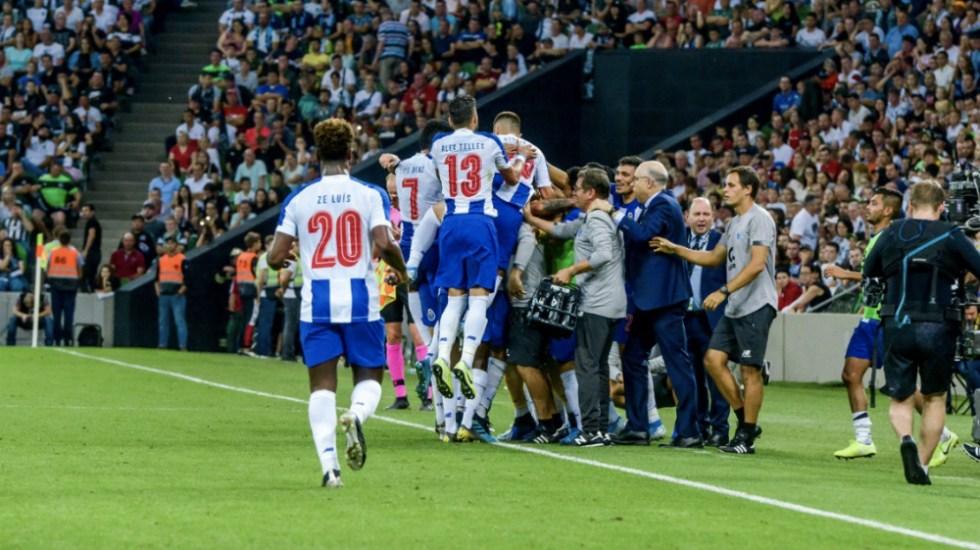 Porto toma ventaja rumbo a Champions; 'Tecatito' y Marchesín fueron titulares - Foto de FC Porto