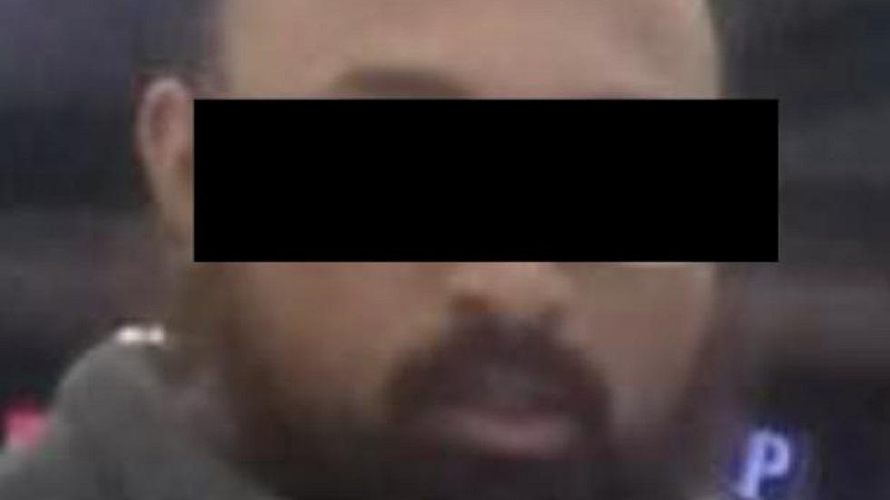 Hallan en Chiapas a extremista buscado por la Interpol - Presunto extremista deportado a Washington. Foto de FGR