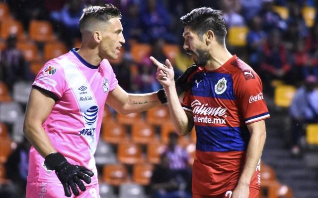 Puebla rescata el empate con Chivas en arranque de fecha tres - Puebla Chivas partido Liga MX