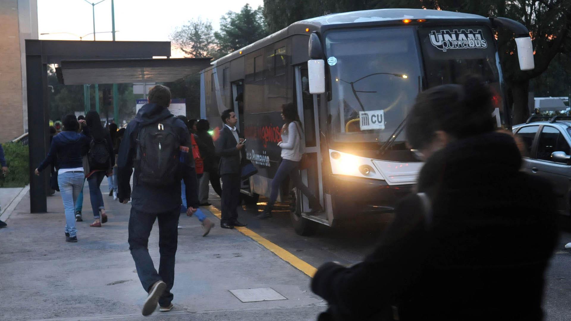 Pumabús. Foto de UNAM