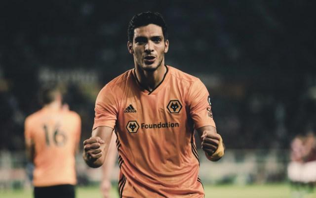 Raúl Jiménez anota en victoria de los Wolves en playoff de Europa League - Foto de @Wolves