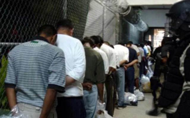 Trasladan a 119 presos de Nuevo León a cárceles de otros estados - presos