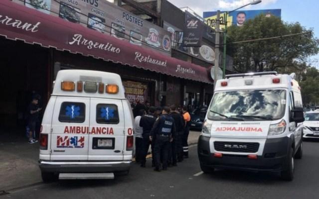 Asesinan a hombre en restaurante de Iztapalapa - Foto de @canal6tv