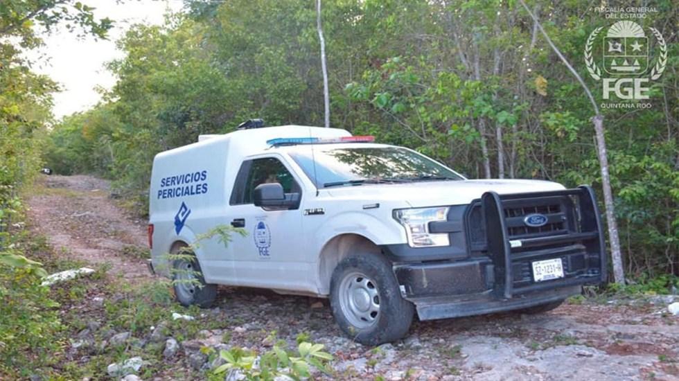 Descubren en un pozo restos de ciclistas desaparecidos en Cancún - restos ciclistas desaparecidos quintana roo