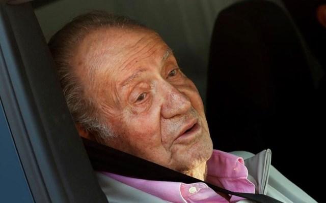 Dan de alta al rey emérito Juan Carlos de España tras operación - rey juan carlos de españa