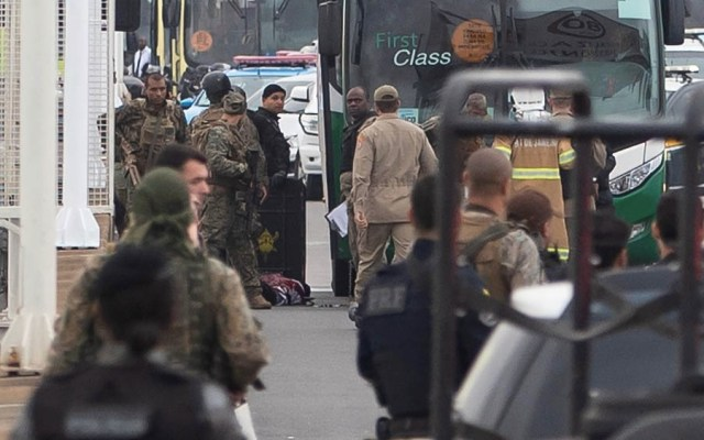 Río de Janeiro registra el mayor número de muertes por policías en julio - Río de Janeiro policías