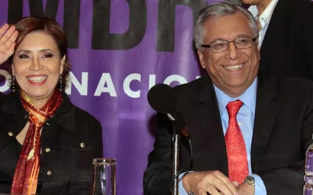 Congelan cuentas bancarias de excolaborador de Rosario Robles - rosario robles