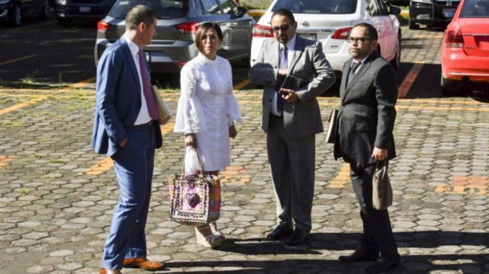 FGR no ha solicitado información de ex servidores ligados a Rosario Robles: AMLO - rosario robles