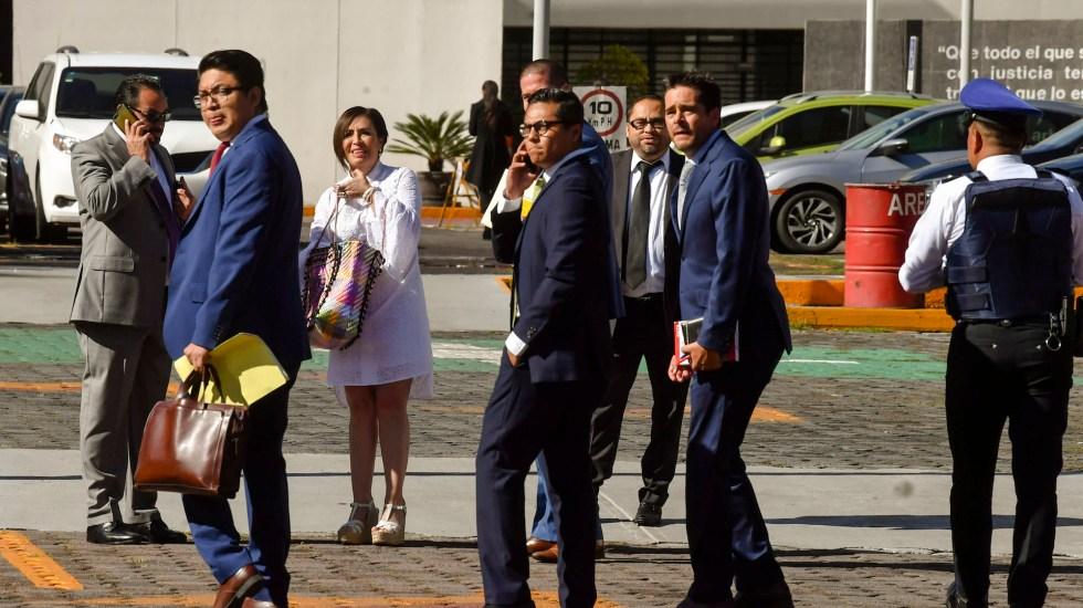 Dan a Rosario Robles suspensión contra captura; pagará 100 mil pesos - Rosario Robles. Foto de Notimex-Especial.