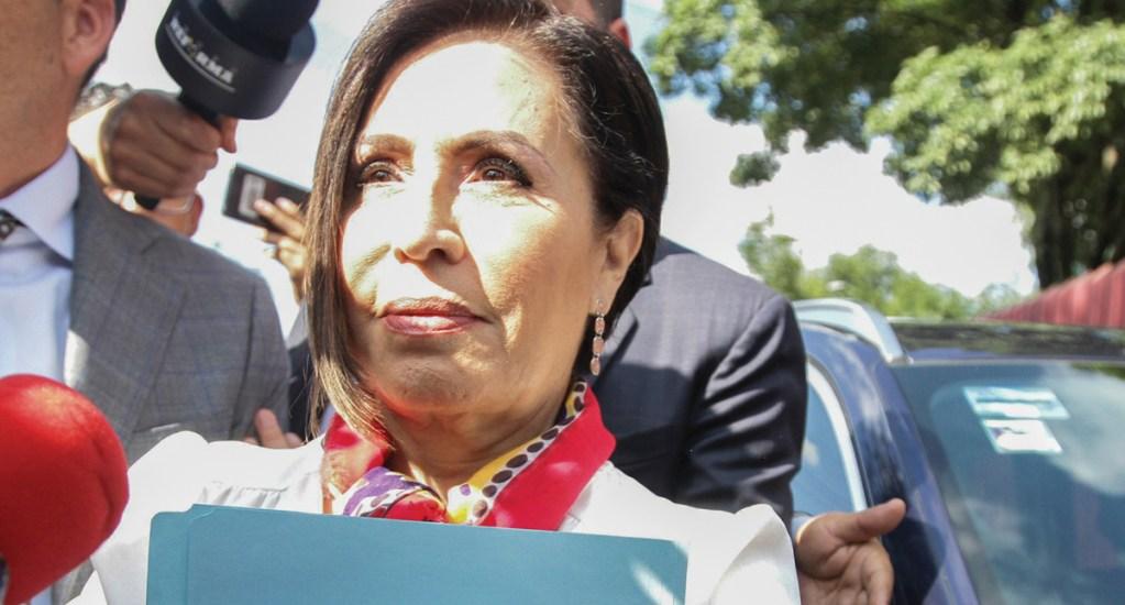 Juez ordena prueba de COVID-19 para Rosario Robles - rosario robles