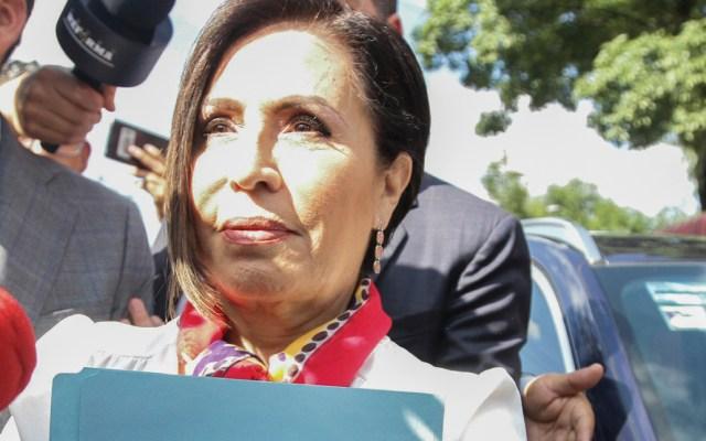 Defensa de Rosario Robles condena resolución a favor de mantenerla en prisión preventiva - rosario robles