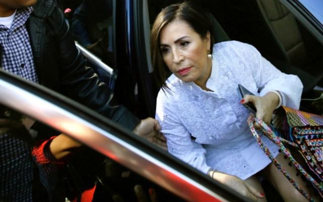 Niegan suspensión definitiva a Rosario Robles - rosario robles