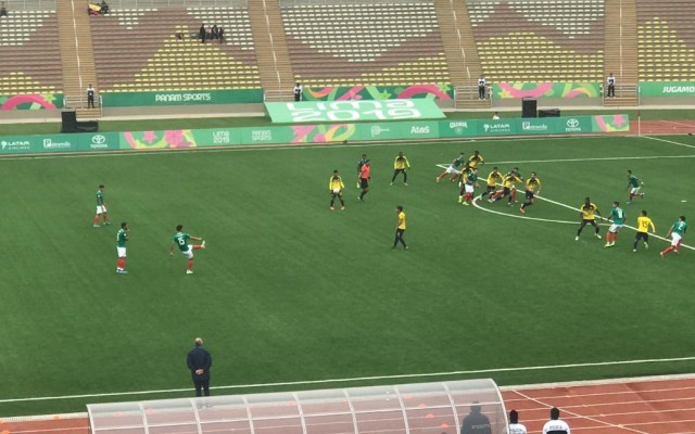 Selección Mexicana Sub-22 vence a Ecuador y pasa a semifinales en Lima - Selección Sub 22 México Ecuador Juegos Panamericanos
