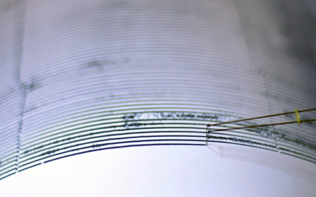 Sismo magnitud 4.6 sacude Tabasco - Sismo temblor archivo movimiento