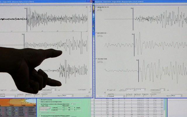Sismo magnitud 6.6 sacude nueve regiones de Chile - Sismo temblor sismógrafo