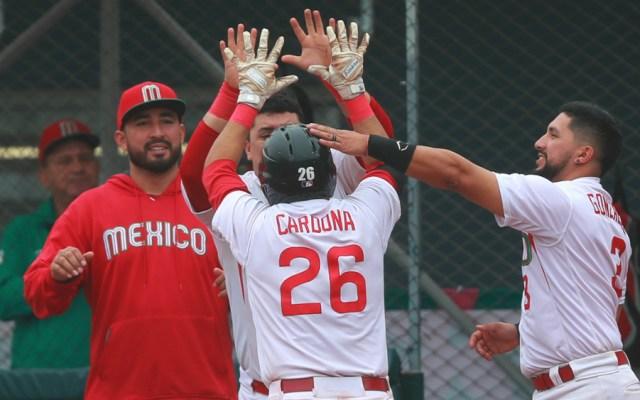 Equipo mexicano da primera medalla en softbol en Panamericanos - Foto de Notimex