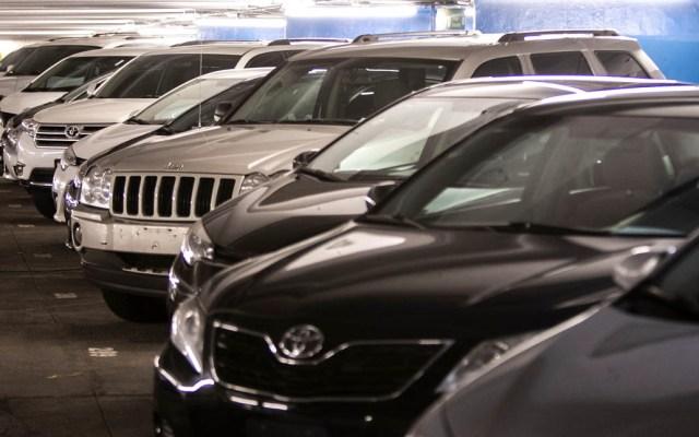 Subastan en línea vehículos del Senado de la República - Subasta SAE Senado autos