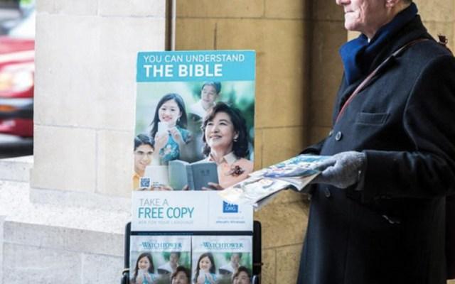 Demandan a Testigos de Jehová por abuso de menores - Foto de internet