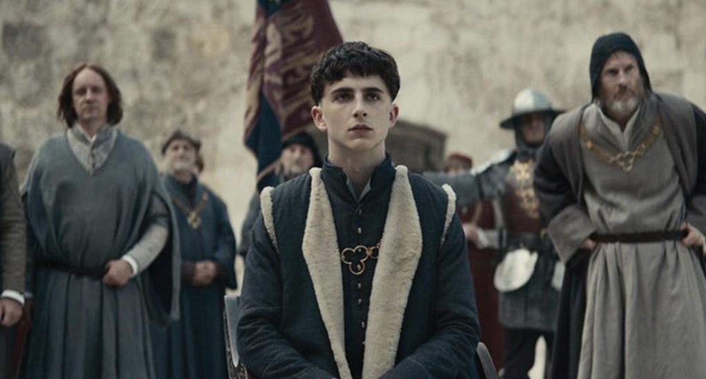 #Video Lanzan avance de 'The King' - Foto de Netflix