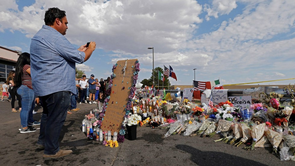 México agradece apoyo de OEA a condena por ataque en Texas - Tiroteo El Paso Texas