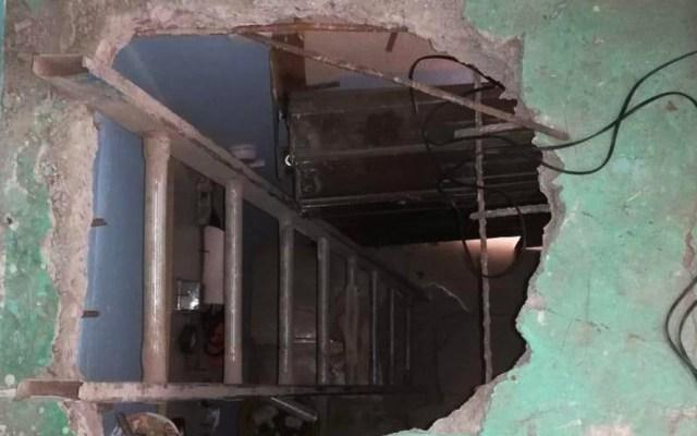 Localizan toma clandestina de combustible en domicilio de Iztacalco - Toma clandestina