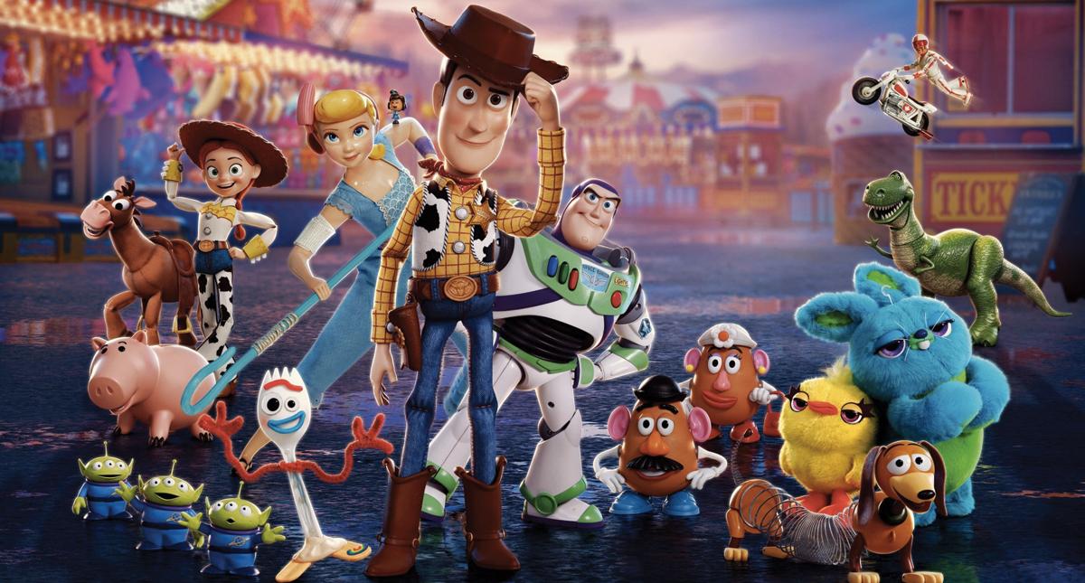 Toy Story 4 supera los 1000 millones de dólares recaudados
