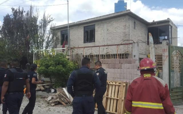 Muere mujer por explosión de polvorín en Tultepec - pirotécnico Tultepec explosion polvorin