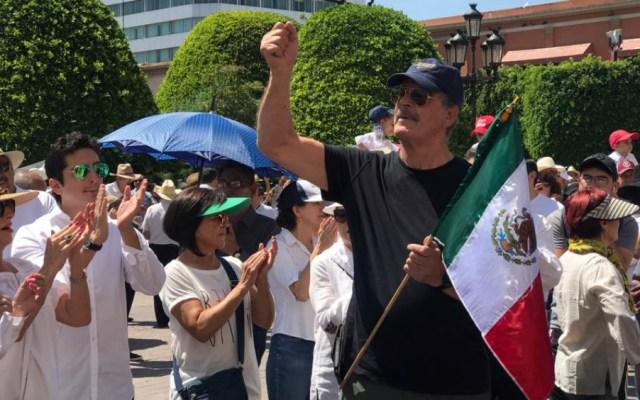 """Vicente Fox renuncia """"por elección propia"""" a seguridad de Sedena - Vicente Fox"""